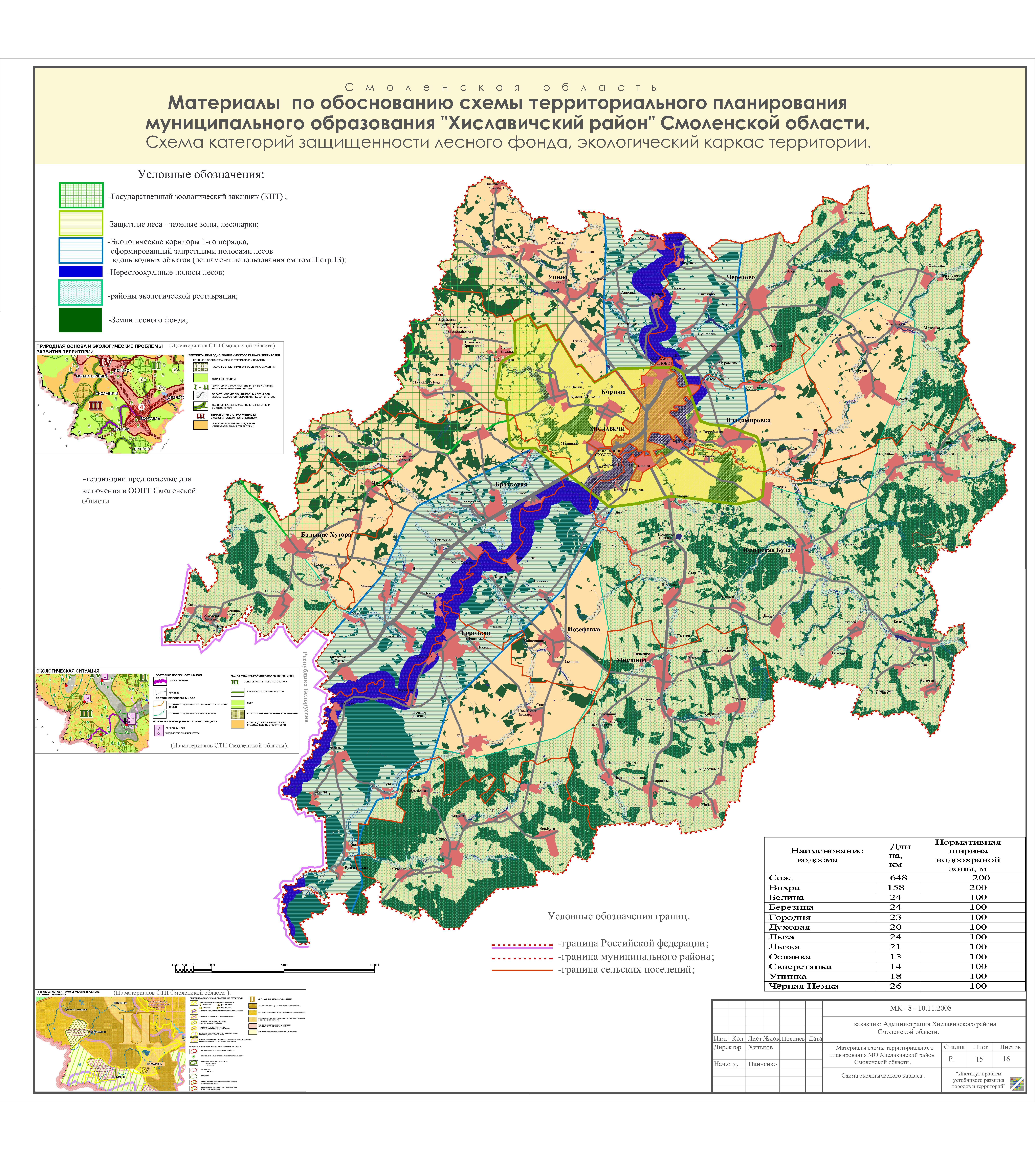 Схема территориального планирования муниципального образования фото 121